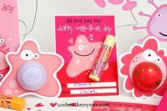 Under A Cherry Tree: Lip balm Valentines Love Sick, Love Bugs, Cherry Tree, Be My Valentine, Lip Balm, Paper Crafts, Lips, Silhouette, Lettering