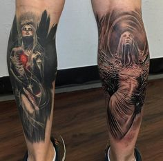 Angel Tattoo Men, Tattoos For Guys, Angels, Ink, Tattoos For Men, Angel, India Ink, Angelfish