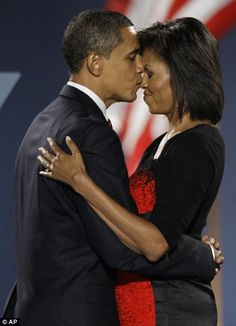 One of my favorite pictures of Pres. Obama and Mrs. Obama.