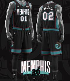 Grizzlies Basketball, Memphis Grizzlies, Best Nba Jerseys, Basketball History, Anniversary Logo, Sports Uniforms, Mississippi State, Classic Looks, Football