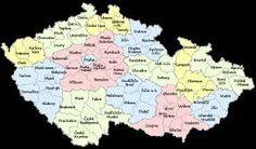 okresy ČR