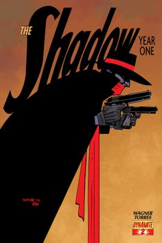Dynamite® The Shadow: Year One #2 (Of 8)