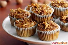 Easy & Wholesome Zucchini Muffins Recipe