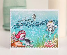Little Mermaid card | Flickr - Photo Sharing!