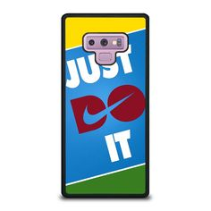 JUST DO IT 2 Samsung Galaxy Note 9 Case - Best Custom Phone Cover Cool Personalized Design – Favocase