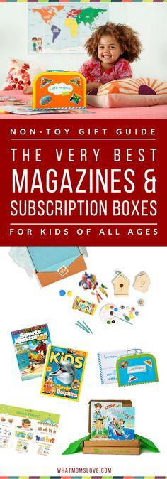 Best Magazine Subscr