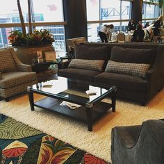 Brook provides the lounge setting for the 2016 RDC event.  #br...