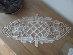 Romanian Point Lace from the Netherlands