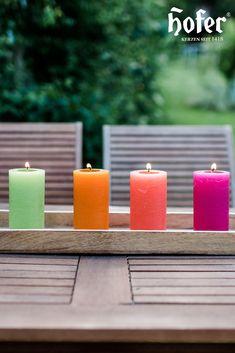 Pillar Candles, Lawn And Garden, Candles