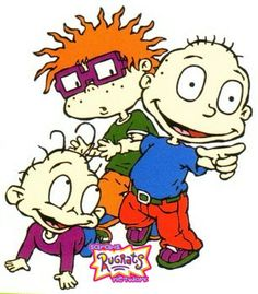 Chuckie, Dil and Tommy