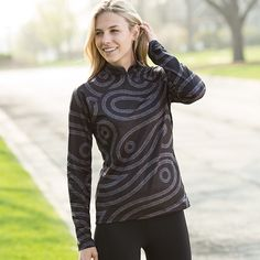 Terry Women's Mandarin Thermal Long Sleeve Bicycle Jersey | Terry Bicycles