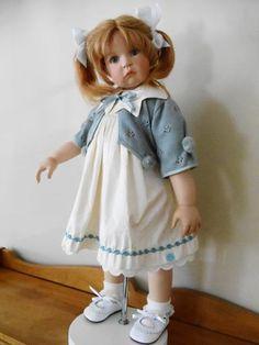 Hildegard Gunzel Doll Made in Germany by Waltershauser Puppenmanufaktur   eBay