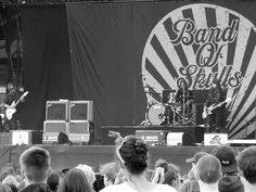 Band Of Skulls 23.06.2012 Hurricane Festival Scheeßel