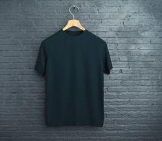 Blank T Shirts, Boys T Shirts, Tee Shirts, Tshirt Mockup Free, Design Kaos, T Shirt Design Template, Clothing Labels, Printed Shorts, Tunic Tops