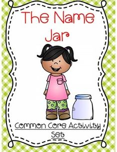The name jar writing activity for high school