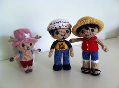 1000+ images about Amigurumi (One Piece) on Pinterest ...