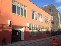 Get This Live-Work Loft w/ Workshop & Courtyard for $190K