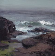 oil painting by Northern Shore