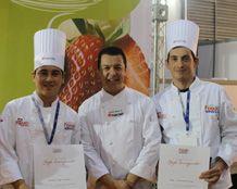 """Alumnos de INACAP Apoquindo obtienen primer lugar en concurso """"Chefs Emergentes"""""""