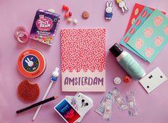 Amsterdam, mon carnet de voyage - Poulette Magique - blog DIY & déco - Narbonne