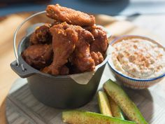 Wild Wild Wings Recipe | Marcus Samuelsson | Food Network
