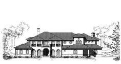 House Plan chp-38486 at COOLhouseplans.com