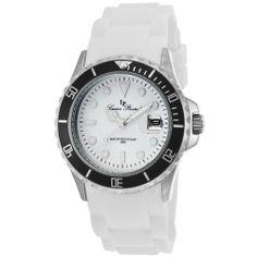 Lucien Piccard Women's LP-12883-02 Vaux Analog Display Japanese Quartz White Watch - http://www.specialdaysgift.com/lucien-piccard-womens-lp-12883-02-vaux-analog-display-japanese-quartz-white-watch/