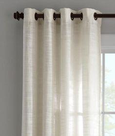 Brimfield Grommet Top Curtains - Pair