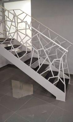 Escalera metálica elaborada por Metal Delgado.