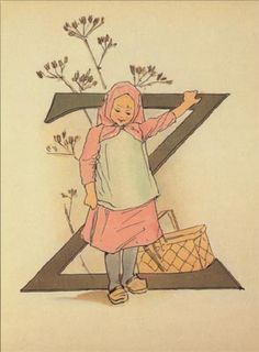 Ottilia Adelborg - Letter Z