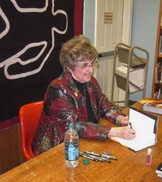 "The launch of ""Three  May Keep a Secret"" at Warren County Public LIbrary in Monmouth, Illinois, on Dec. 15, 2014."
