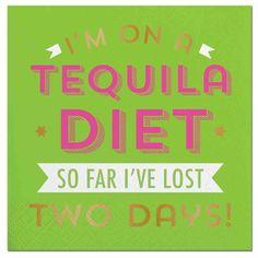 Im On a Tequila Die