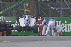 【動画】 フェリペ・マッサがクラッシュ / F1カナダGP フリー走行1回目  [F1 / Formula 1]