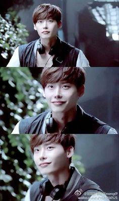 Lee Jong Suk in I hear your voice