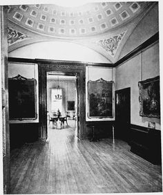 """Plate 115: Ken Wood, The """"Marble"""" Hall 