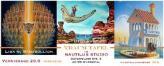 I am looking forward to this exhibition, together with some good personal artist friends of mine. Organized by Yvette Endrijautzki in her brand. Nautilus, Moving To Paris, Cultural Events, Studio, Surrealism, Mystic, Oil On Canvas, Deviantart, News