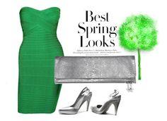 """""""Spring Rosa"""" by sukienkanaweekend on Polyvore"""