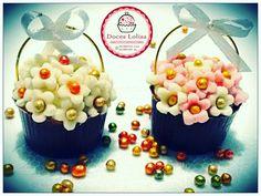 Cestinha de chocolate recheada com brigadeiro de nozes!  stuffed chocolate basket with nuts brigadier