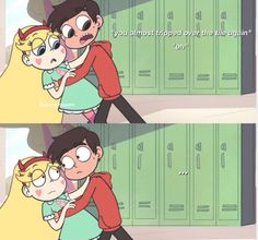 Starco svtfoe is officially my favorite ship you guys