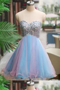 89d790e919 45 Best Blue prom dresses images in 2019