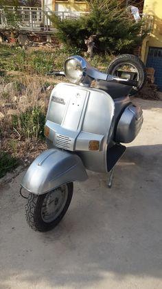 Restored 1982 Bajaj Chetak Scooter by Eimor Customs | 419x236