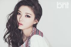 2014.07, bnt international, Kim Yoo Jung