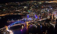 Sydney Harbour. 2014.