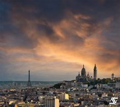 Paris / sunset version