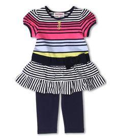 Juicy Couture Kids 2 Piece Pant Set (Infant)