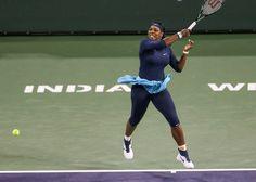 3/11/16 <3 #QueenRena <3 Via BNP PARIBAS OPEN  ·   Ultra-focused from the start, #Serena Williams blitzes #Siegemund 62 61 in 2nd rd.   #BNPPO16