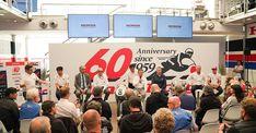 Honda Marks Anniversary of World Championship Racing Big Battle, New Honda, Racing Motorcycles, 60th Anniversary, Isle Of Man, Indy Cars, World Championship, Motogp, First World