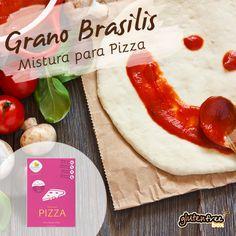 Mistura para Pizza - Grano Brasilis