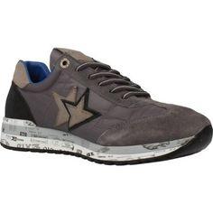 stijlvolle Cetti c1067 heren sneakers (Grijs)