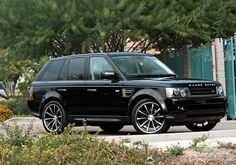 2010 Range Rover Sport Interior Black Vehicle 2010 land rover range